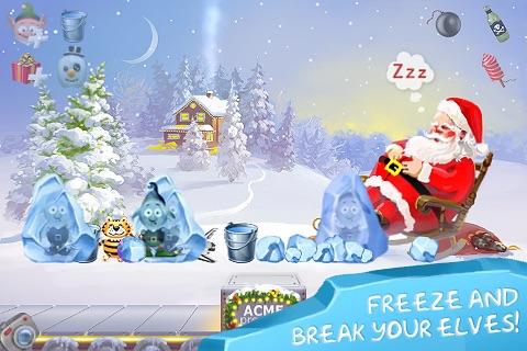 Bad Pocket Santa