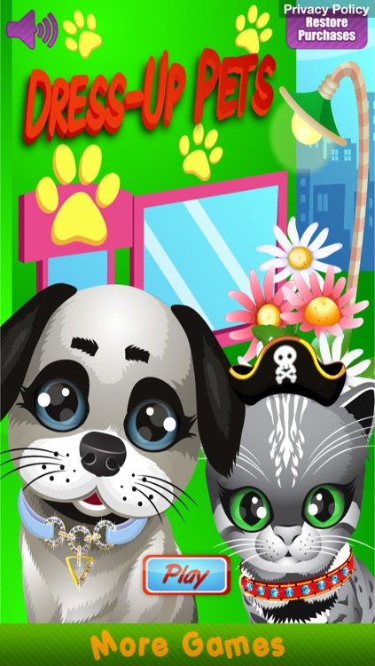 Dress-Up Pets screenshot-0