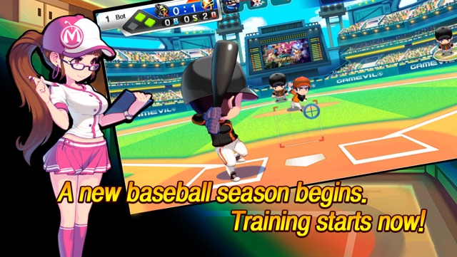 Baseball Superstars® 2013 Screenshot
