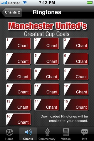 Manchester United Fans Pack screenshot-3