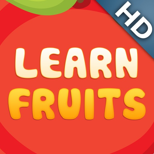 Learn Fruits - Set of Educational Games for Kids icon
