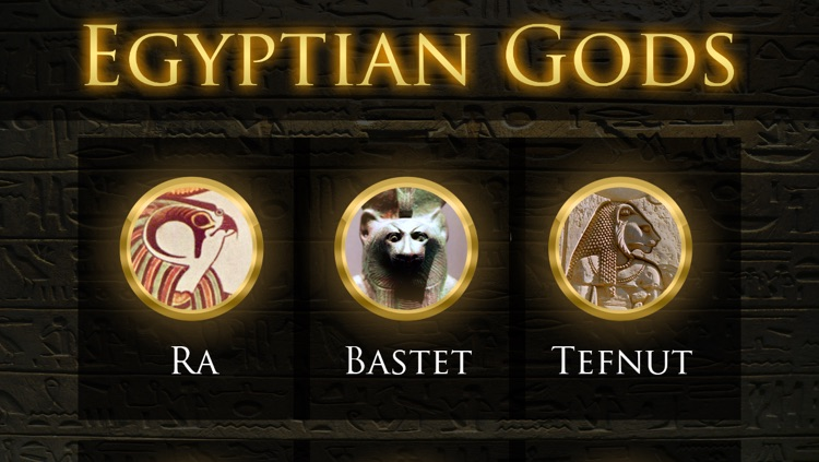 Egyptian Gods: The Mythology of Egypt