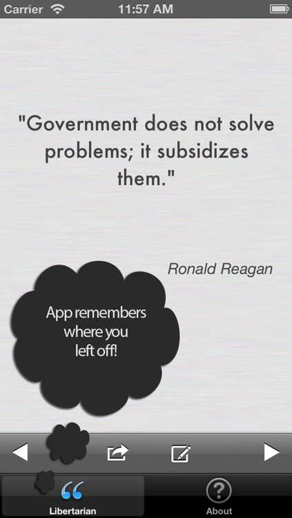 Libertarian Quotes - Promoting the 2nd amendment, Austrian School of Economics, the Gold Standard, the Libertarian Party, and More!