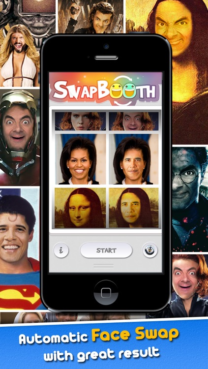SwapBooth - Instant Face Changer