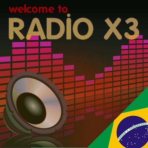 Rádios do Brasil - X3 Brazil Radio icon