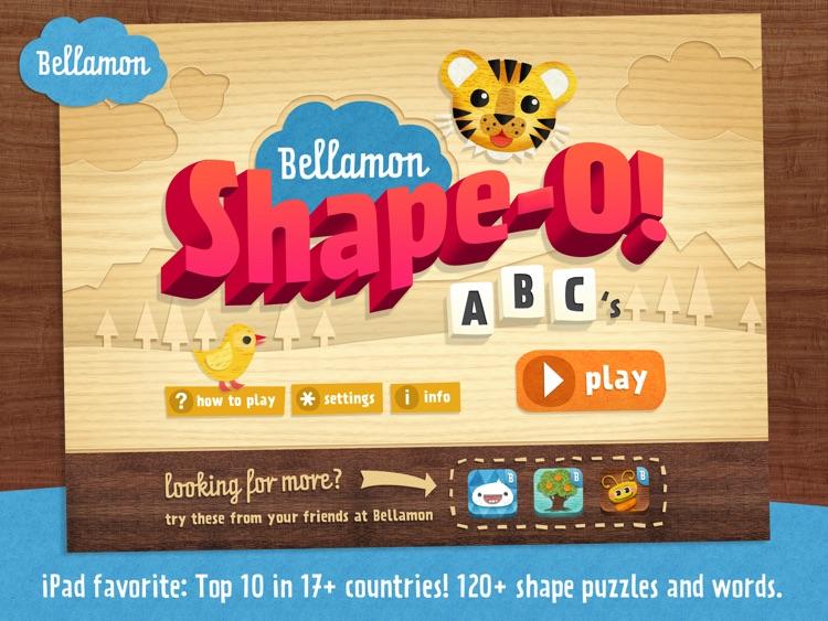 Shape-O ABC's