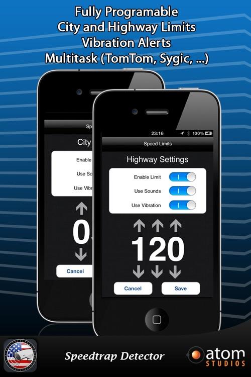 Speedtrap Detector USA screenshot-3