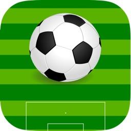 Soccer Ball Drop Game - Score Goals