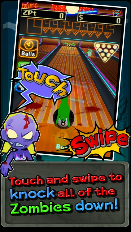 Zombie Bowling! screenshot-0