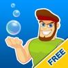 Bubble Jet Raider Free - discover the magic cave