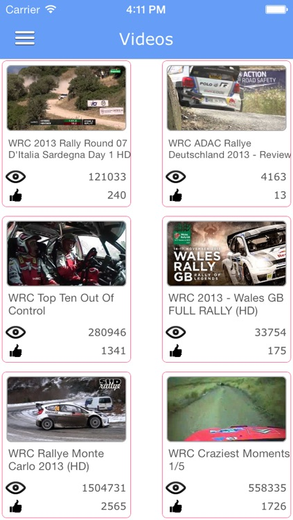 WRC Pro - WRC Rally News screenshot-3