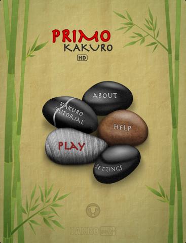 Primo Kakuro HD screenshot 1