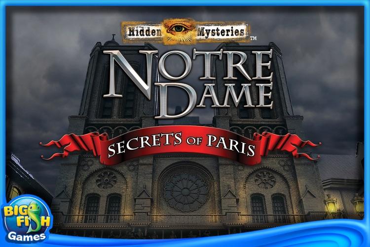 Notre Dame - Secrets of Paris: Hidden Mysteries
