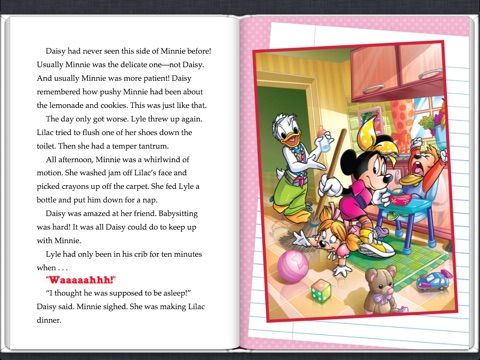 The Minnie Daisy Best Friends Forever Pesky Pet By Disney Book