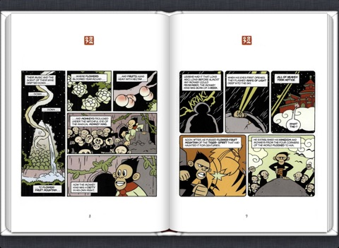 american born chinese graphic novel pdf