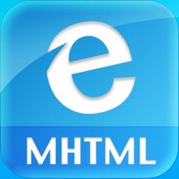 MHTML Reader