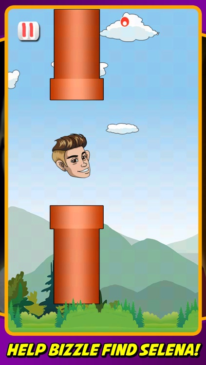 Tiny Bizzle Wings - Justin Bieber Edition