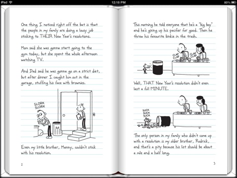 The last straw diary of a wimpy kid book 3 by jeff kinney on ibooks screenshot 2 solutioingenieria Images