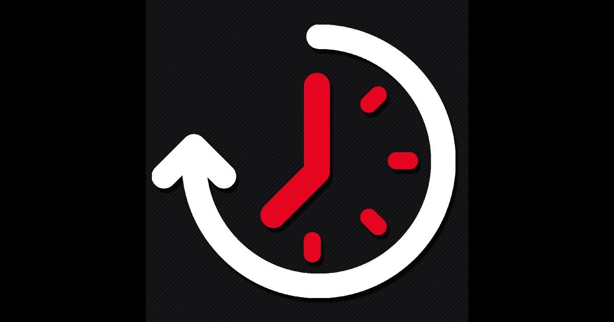 minutes le minuteur multiple avec chronometre dans l app store. Black Bedroom Furniture Sets. Home Design Ideas