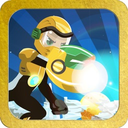Super Space Zombie Attack - Galaxy War of the Undead Monsters