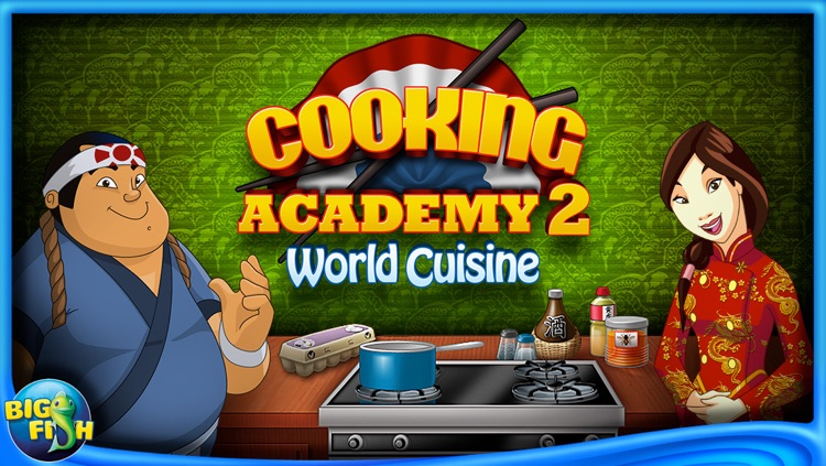 Cooking Academy 2: World Cuisine (Full) screenshot-4