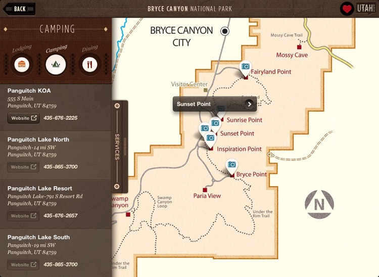 Canyon Country National Parks screenshot-3