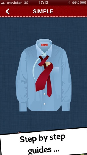 How to tie a tie knot step by step guide to learn necktie tying na how to tie a tie knot step by step guide to learn necktie tying na app store ccuart Gallery
