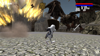 A Lonely Bunny RPG screenshot four