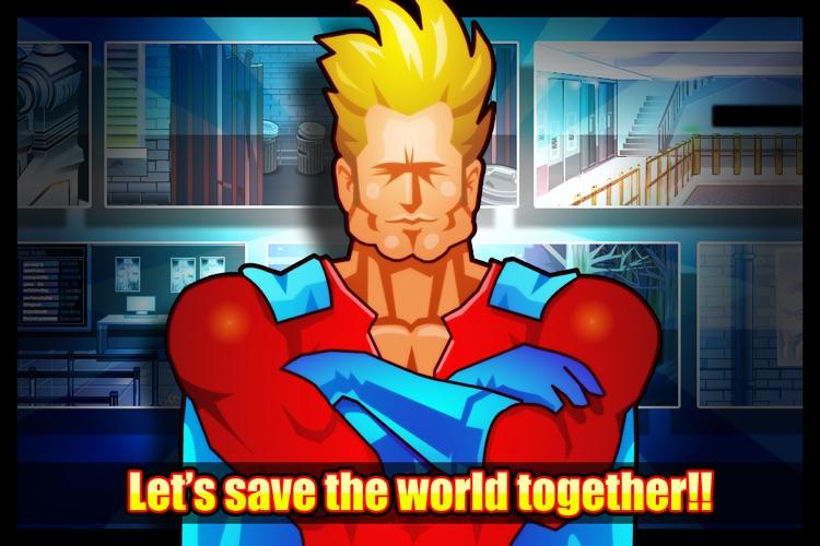 Busy Superhero screenshot-4