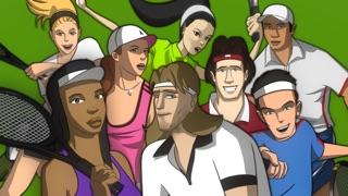ヒットテニス2 ScreenShot1