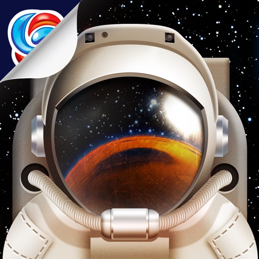Expedition Mars: space adventure icon