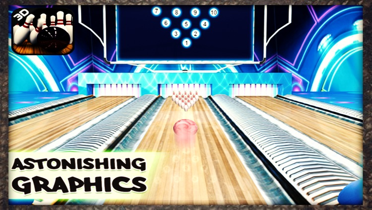 3D Bowling screenshot-2