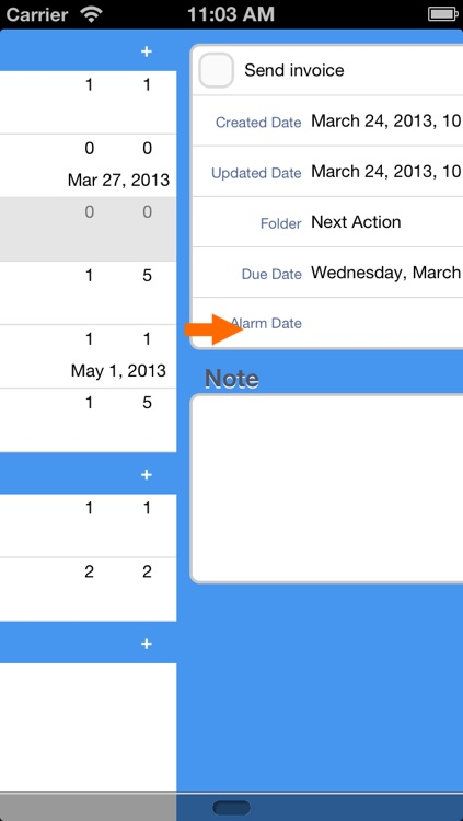 Taskmemo To-Do list screenshot-4