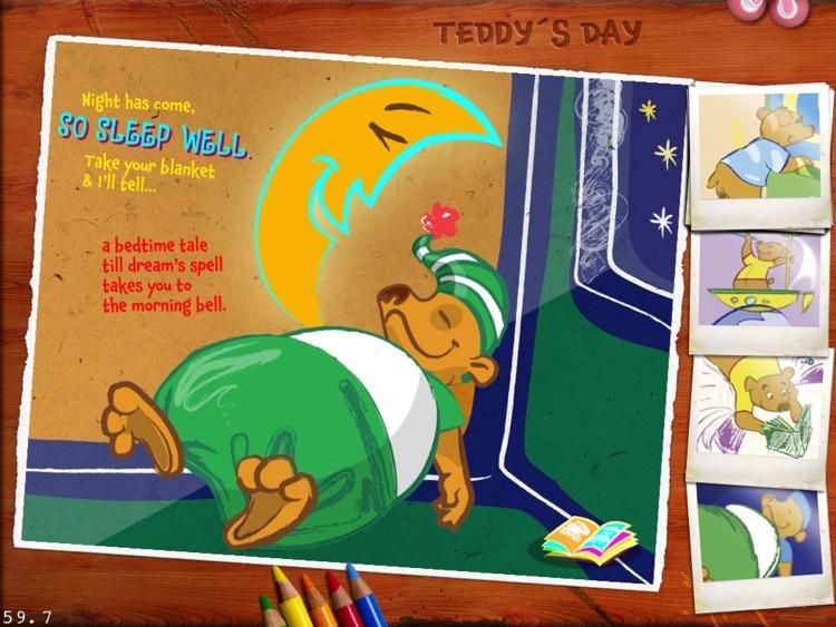 Teddy's Day HD screenshot-4