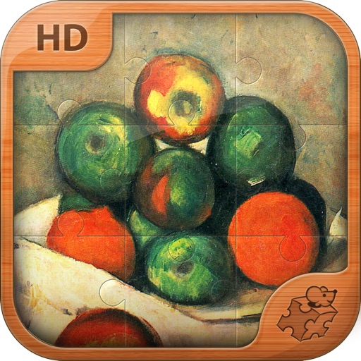 Paul Cezanne Jigsaw Puzzles - Play with Paintings. Prominent Masterpieces to recognize and put together