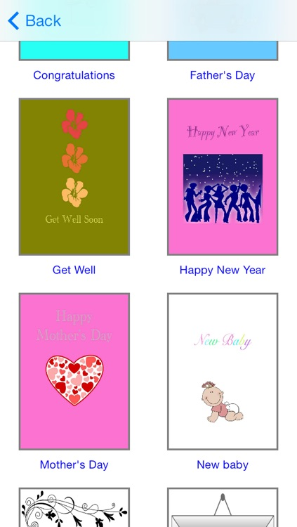 Quick Cards Free -  Greeting Card Designer/Creator