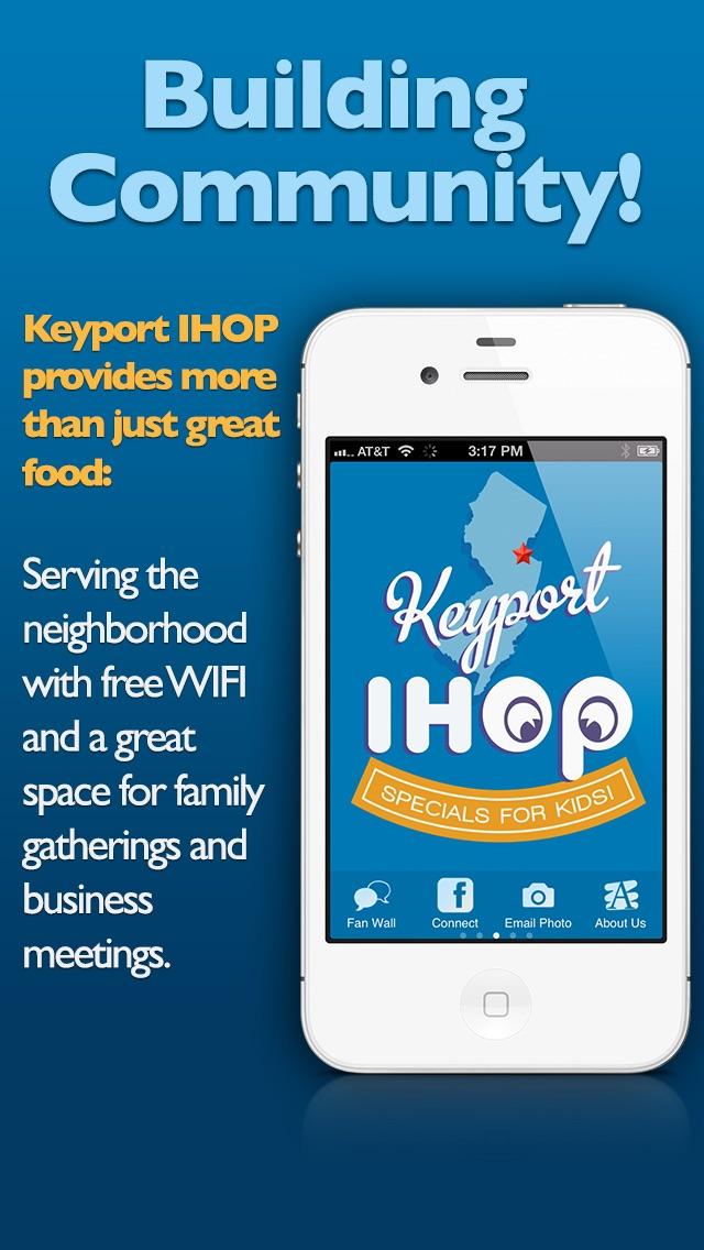 Keyport Neighborhood Restaurant - IHOP Version Screenshot