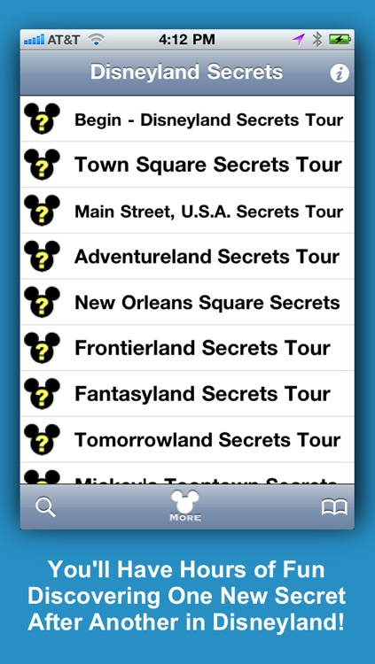 Disneyland Secrets Notescast screenshot-4