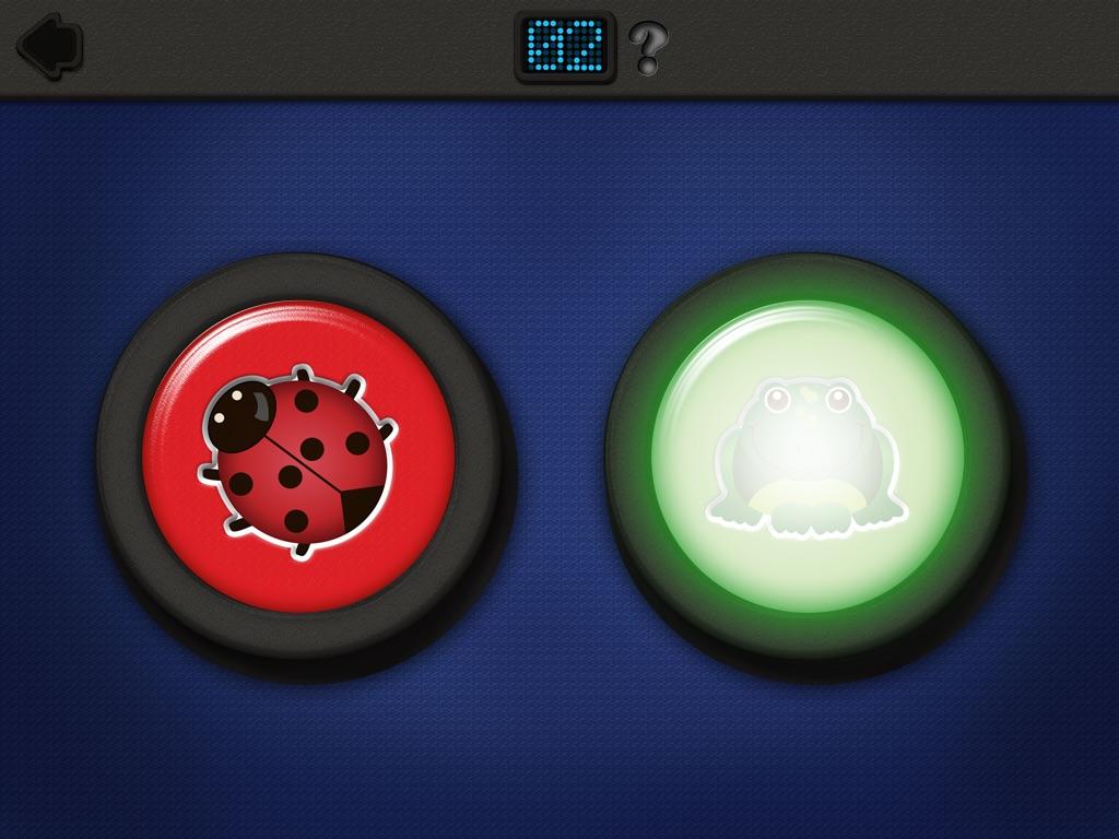 Activity Repita-la-Combinación! (4+) Juego para los niños (por Happy Touch juegos para niños) Screenshot