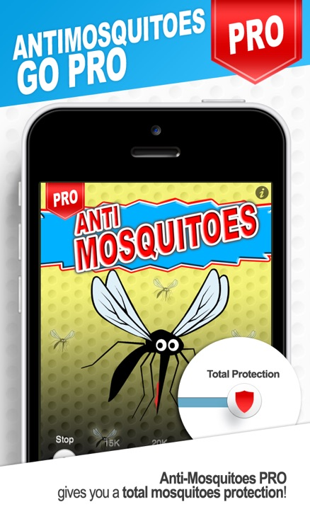 Anti Mosquitoes Pro screenshot-0