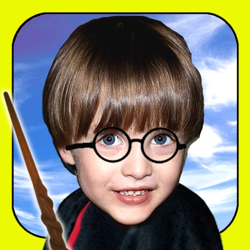 Be A Wizard! Dress Up Wizard