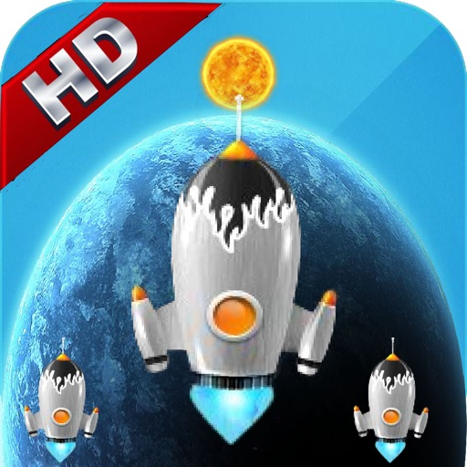 Galaxy Attack Space Real-Raid HD FREE icon