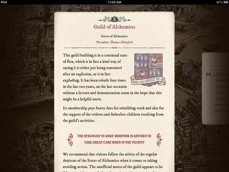 Discworld: The Ankh-Morpork Map screenshot-3