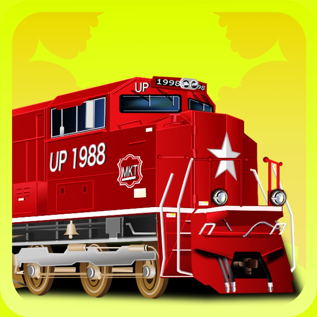 Train Puzzles - Free Educational Jigsaw Puzzle Games for