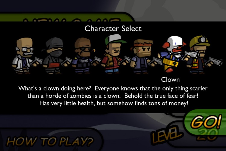 Zombieville USA screenshot-3