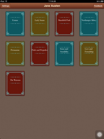 The Jane Austen Collection.-ipad-0