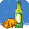 炸鸡+啤酒
