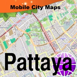 Pattaya Street Map