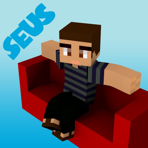 Furniture Setups Pro and Skin Stealer for Minecraft Game Textures Skins by  Seus Corp Ltd