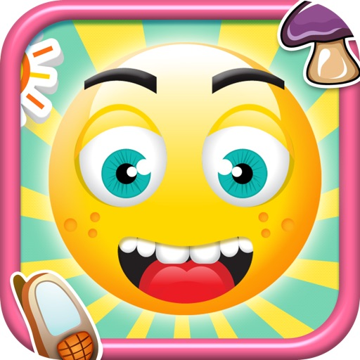 Happy Emoji Jump - A Super Jumping Game FREE Edition icon